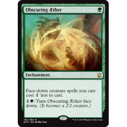 Obscuring Æther