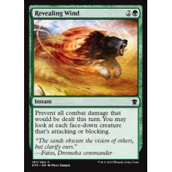 Offenbarender Wind