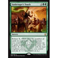 Sunbringer's Touch