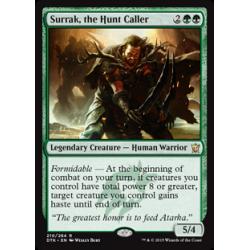 Surrak, il Convocatore di Caccia