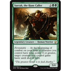 Surrak, the Hunt Caller