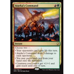 Comando di Atarka