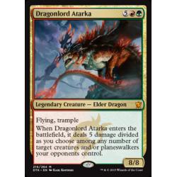 Atarka, seigneur-dragon