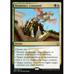 Comando di Dromoka