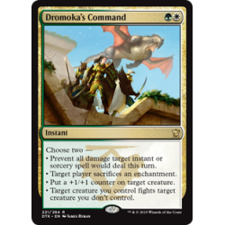 Dromokas Befehl