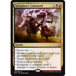Comando di Kolaghan