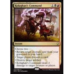 Kolaghan's Command