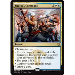 Ojutai's Command