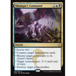 Commandement de Silumgar