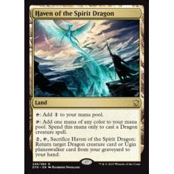 Havre du dragon-esprit