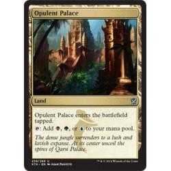 Prunkvoller Palast