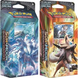 Pokemon - SM3 Burning Shadows Theme Deck - Bundle