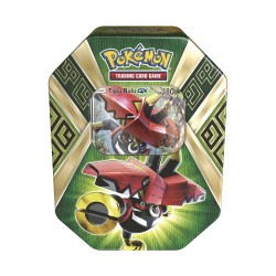 Pokemon - Summer Tin 2017: Legends of Alola Tin - Tapu Bulu GX