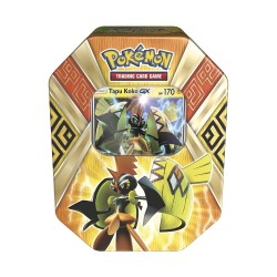 Pokemon - Summer Tin 2017: Legends of Alola Tin - Tapu Koko GX
