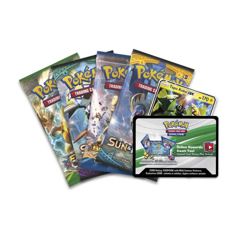 how to get tapu koko in pokemon legends