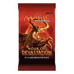 L'âge de la destruction Booster Pack