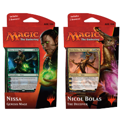 Set Decks de Planeswalker L'âge de la destruction (Les deux)