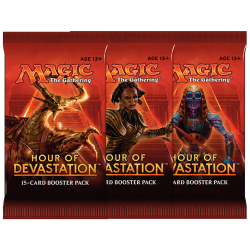 Hour of Devastation Booster Draft Pack (3x)