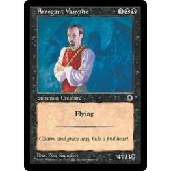 Vampire arrogant