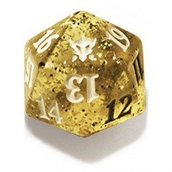 Spindown Dice - Dragons of Tarkir - Yellow