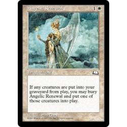 Renouvellement angélique