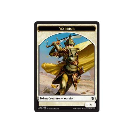 Warrior Token DTK
