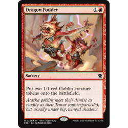 Dragon Fodder Promo