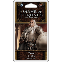A Game of Thrones: The Card Game Second Edition -True Steel Chapter Pack