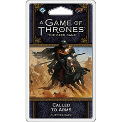 A Game of Thrones: The Card Game Second Edition - Called to Arms Chapter Pack