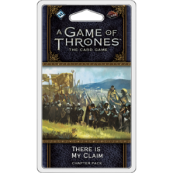 A Game of Thrones: The Card Game Second Edition - There Is My Claim Chapter Pack