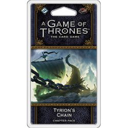 A Game of Thrones: The Card Game Second Edition - Tyrion's Chain Chapter Pack