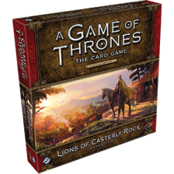 A Game of Thrones: The Card Game Second Edition - Lions of Casterly Rock Deluxe Expansion