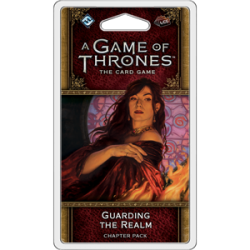 A Game of Thrones: The Card Game Second Edition - Guarding the Realm Chapter Pack