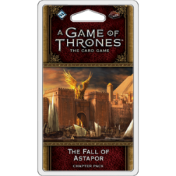 A Game of Thrones: The Card Game Second Edition - The Fall of Astapor Chapter Pack