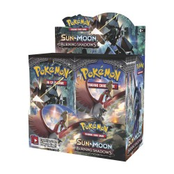 Pokemon - SM3 Burning Shadows Booster Display (36 Boosters)