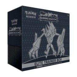 Pokemon - SM3 Burning Shadows Elite Trainer Box - Necrozma