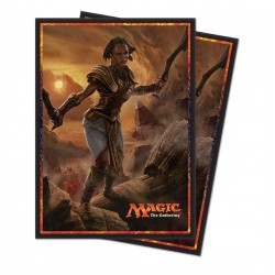 Ultra Pro - Hour of Devastation Standard Deck Protector 80ct Sleeves - Samut