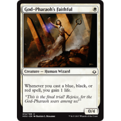 God-Pharaoh's Faithful
