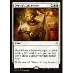 Oketra's Last Mercy