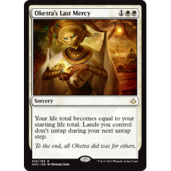 Dernière miséricorde d'Oketra