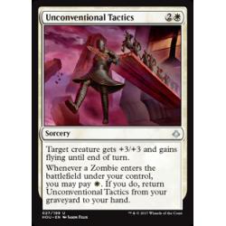 Unconventional Tactics