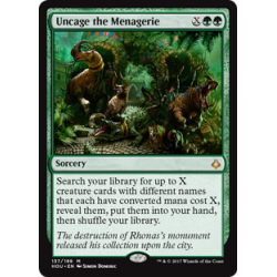 Uncage the Menagerie