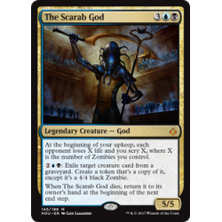 The Scarab God