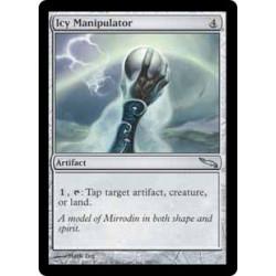 Eiskalter Manipulator