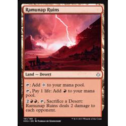 Ruines de Ramunap