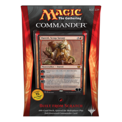 Commander 2014 - Built From Scratch