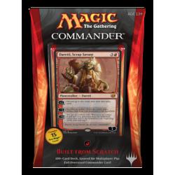 Commander 2014 - Créé De Toutes Pièces