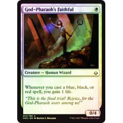 Fidèle du Dieu-Pharaon - Foil