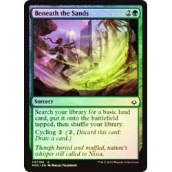 Sous le sable - Foil
