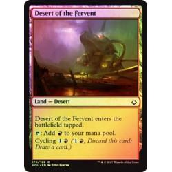 Desert of the Fervent - Foil